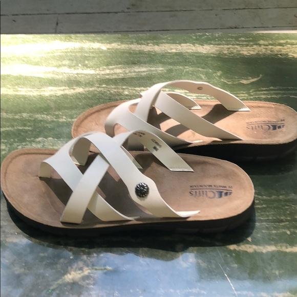 12f68df9e64 cliffs white mountain Shoes - White -Cliff White Mountain Women Sandals